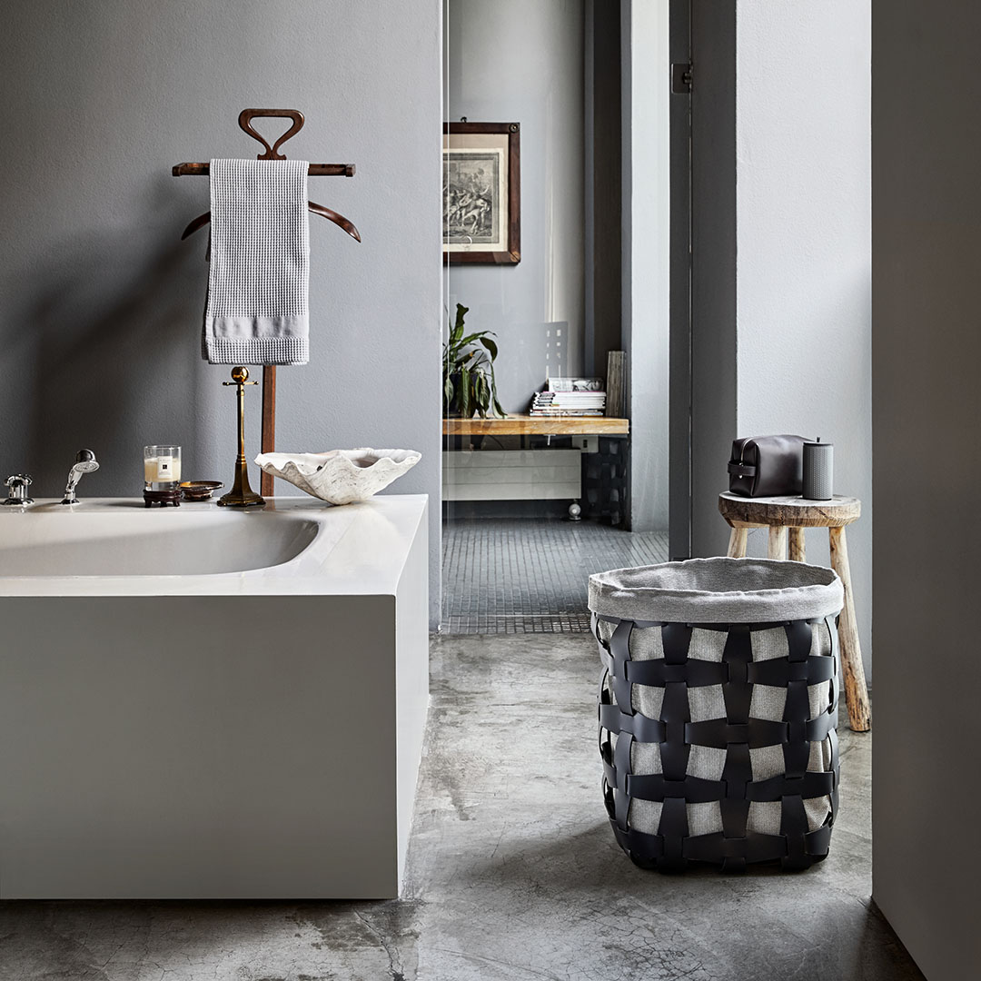 RESIDENTIAL & APARTMENTS - BATHROOM BASKET PINETTI