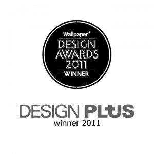 DESIGN AWARDS & design plus Pinetti 2011