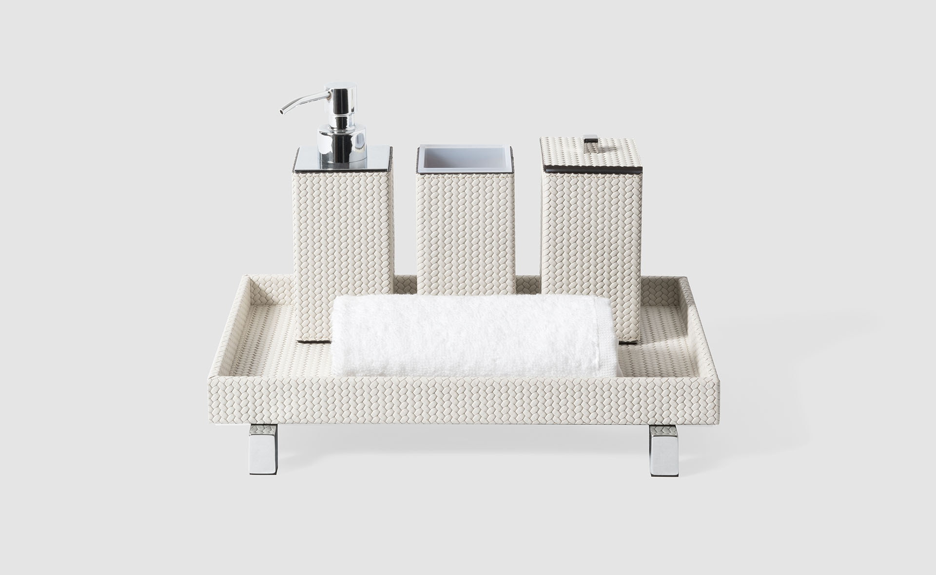 BATHROOM PINETTI SET FIRENZE CREAM